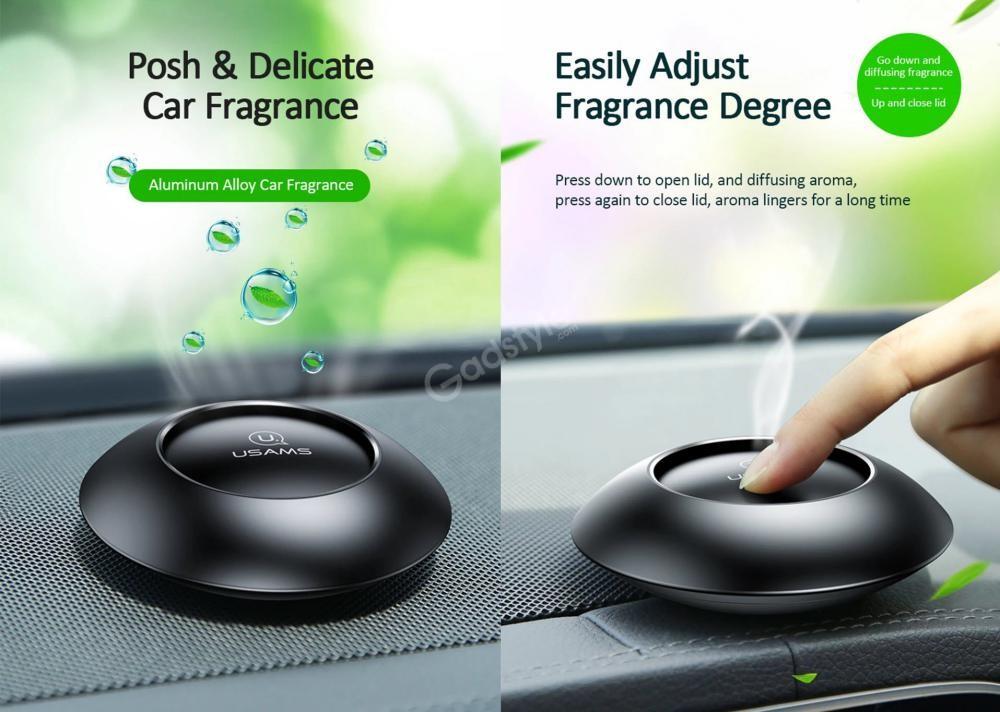 Usams Zb180 Refreshing Car Fragrance Car Air Freshener (4)