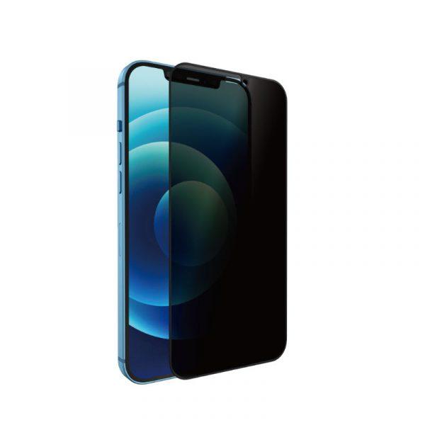 Wiwu Anti Spy Privacy Tempered Glass For Iphone 12 Mini 1212pro 12 Pro Max (3)