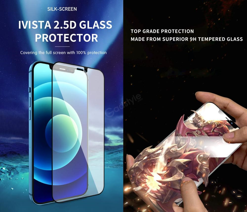 WiWU iPrivacy Tempered Glass for iPhone 13 13 Pro 13 Pro Max