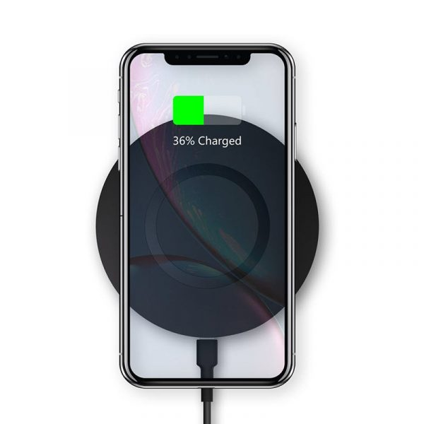 Wiwu M3 Type C 15w Fast Wireless Charger Charger Pad (5)