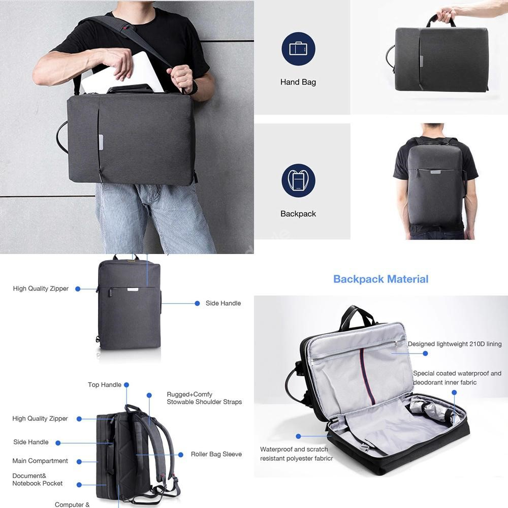 Wiwu Odyssey Backpack For Laptop 15 4 Inches (2)