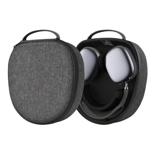 Wiwu Smart Case For Airpods Max Travel Carrying Case (1)
