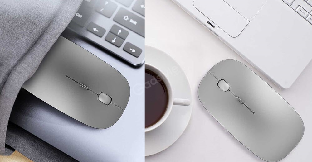 Wiwu Wimice Lite 2 4g Rechargeable Wireless Bluetooth Mouse (3)