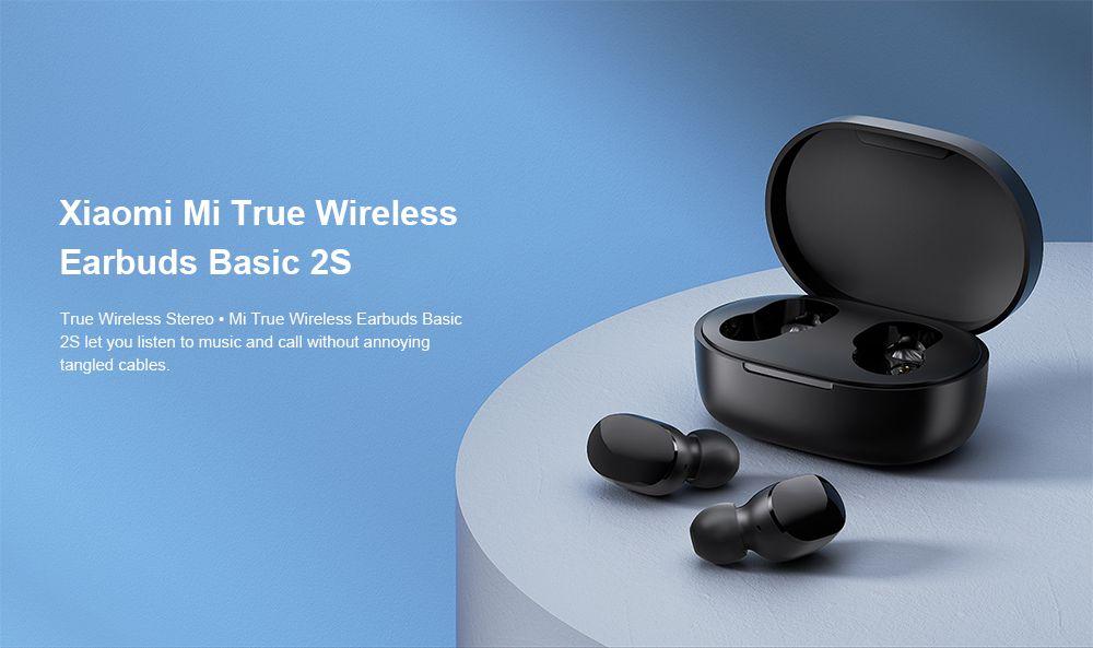 Xiaomi Mi True Wireless Earbuds Basic 2s (1)