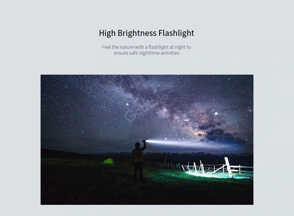 Xiaomi Nextool Mi Youpin Torchlight Flashlight Ipx7 (4)