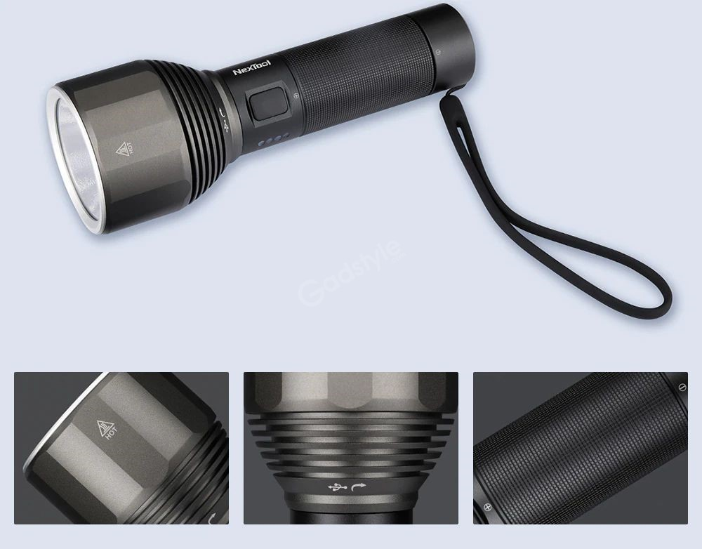 Xiaomi Nextool Mi Youpin Torchlight Flashlight Ipx7 (7)