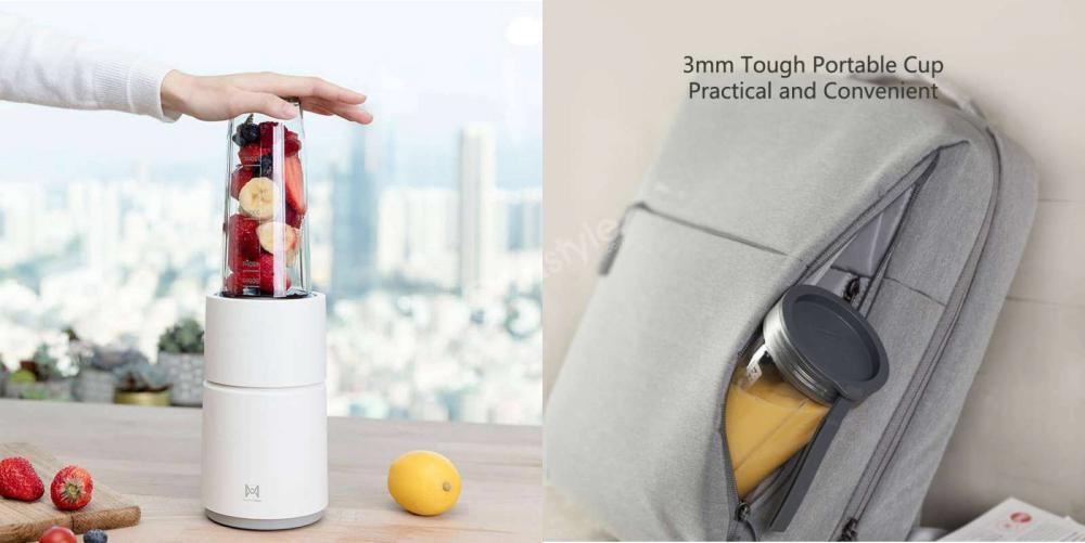 Xiaomi Pinlo Ym B05 Blender Mixer Portable Mini Fruit Juice (1)