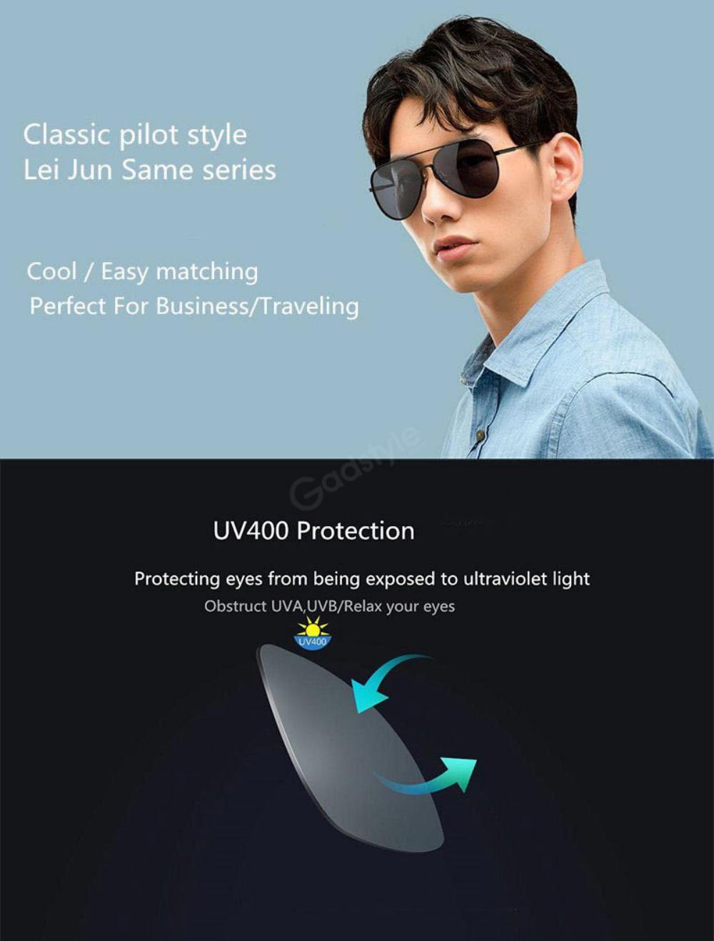 Xiaomi Polarized Navigator Sunglasses (4)