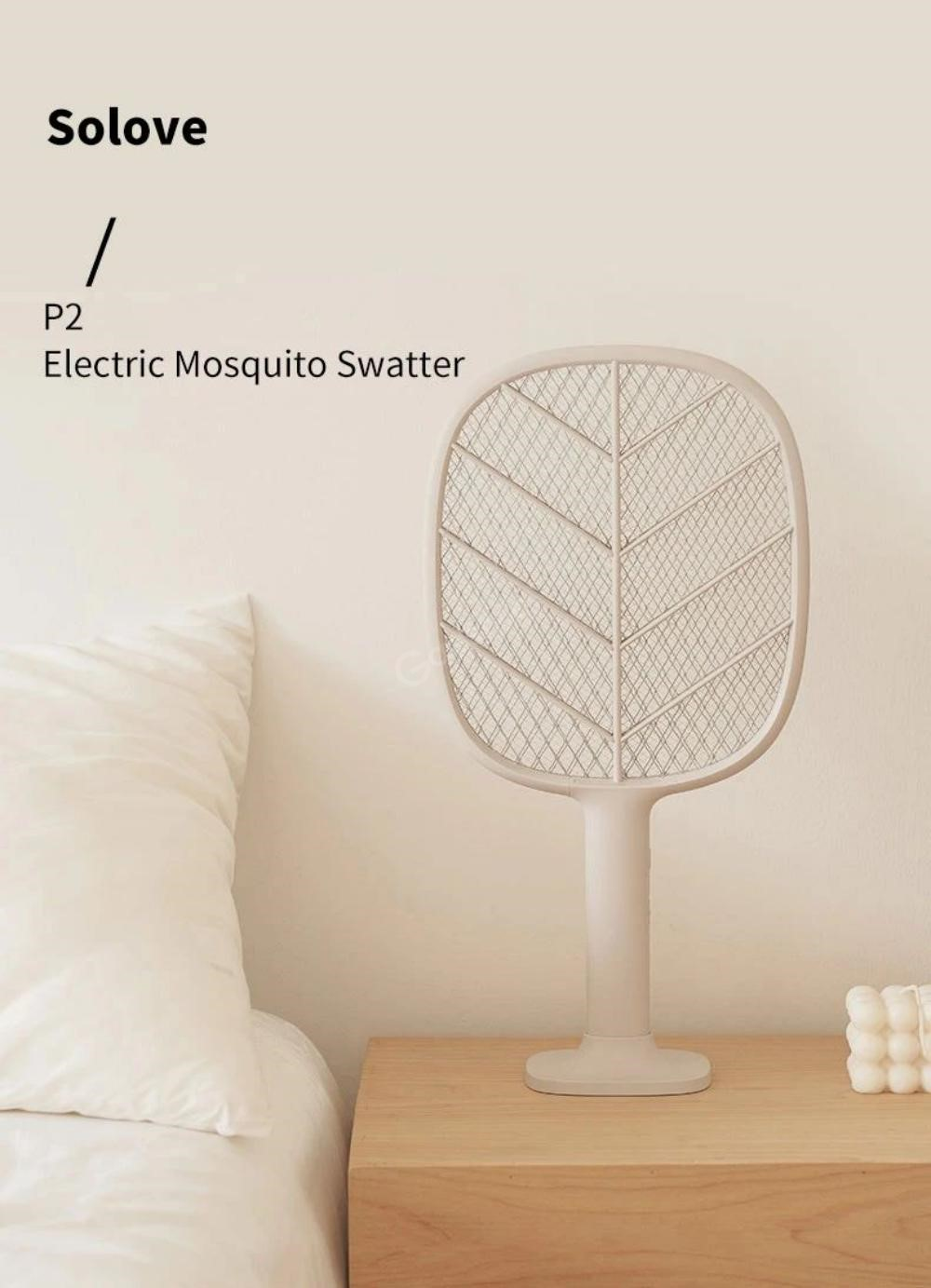 Xiaomi Solove P2 Mosquito Electric Mosquito Swatter Bat (1)