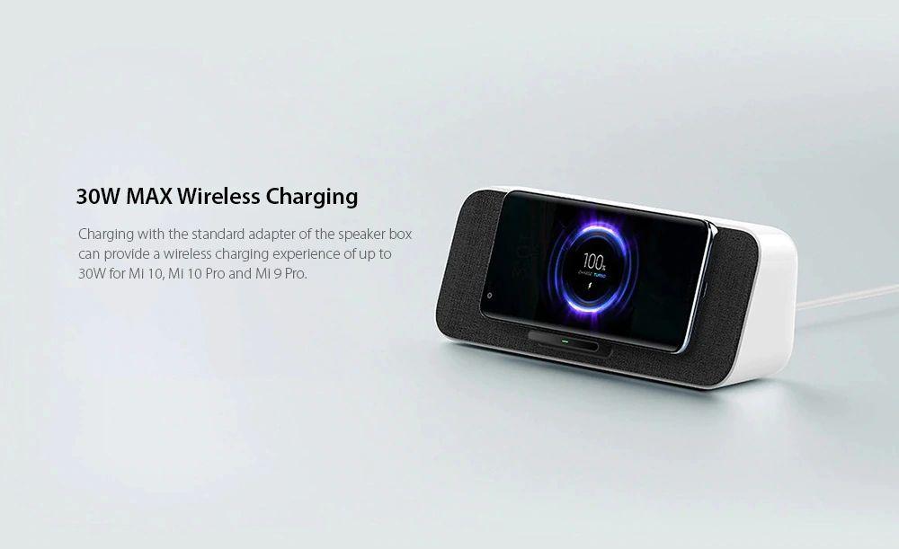 Xiaomi Wireless Charging Bluetooth Speaker 30w (2)