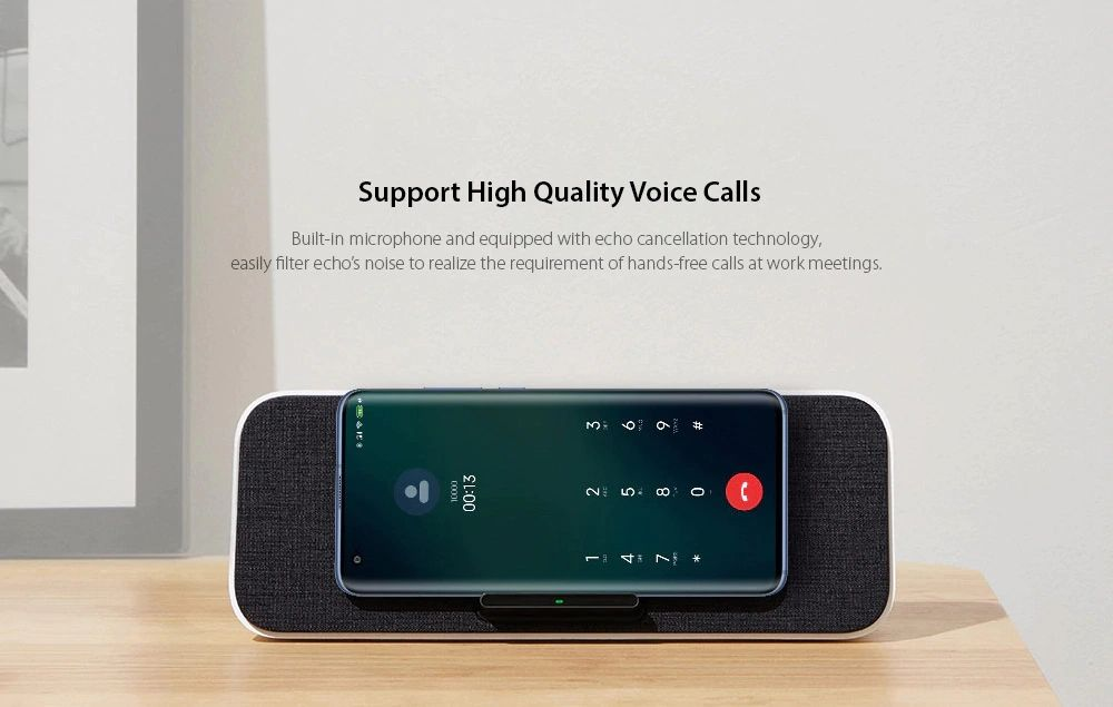 Xiaomi Wireless Charging Bluetooth Speaker 30w (3)