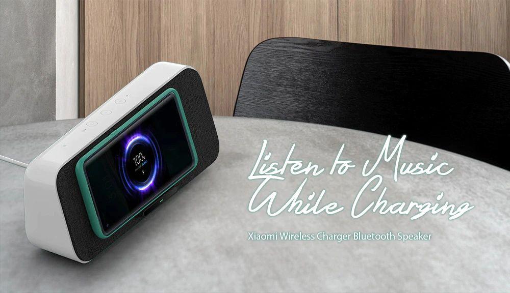 Xiaomi Wireless Charging Bluetooth Speaker 30w (4)