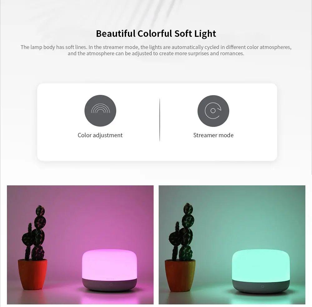Xiaomi Yeelight Led Bedside Lamp D2 (4)