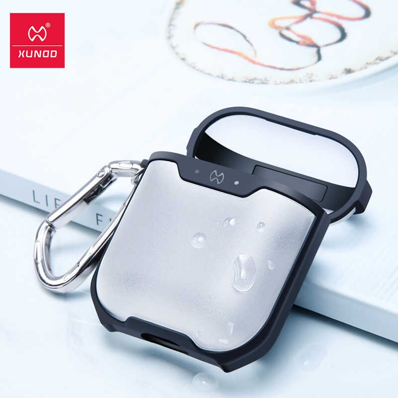 Xundd Transparent Protective Case For Airpods 1 2 (2)