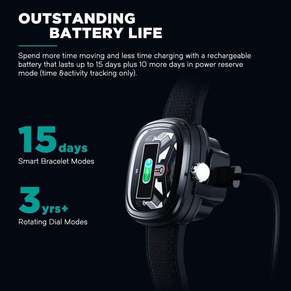 Zeblaze Hybrid 2 Hybrid Smartwatch (2)
