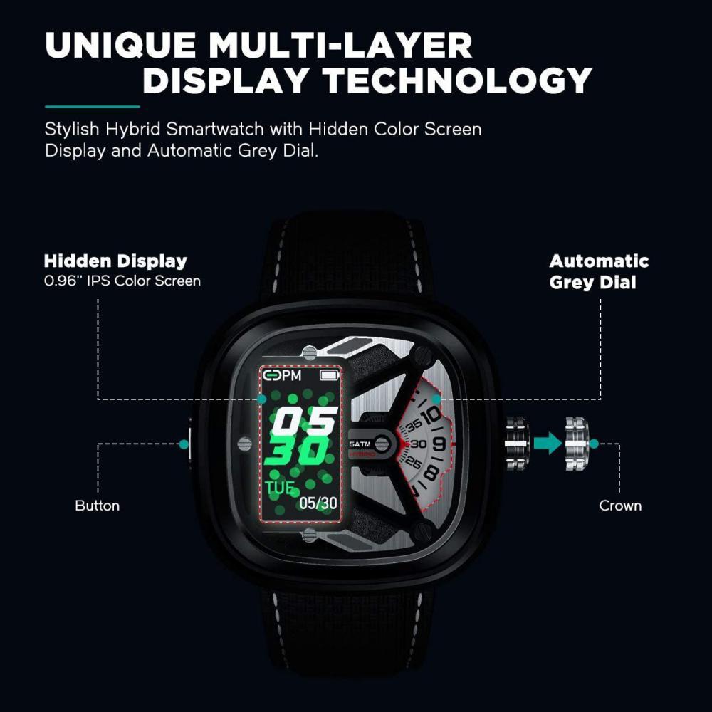Zeblaze Hybrid 2 Hybrid Smartwatch (3)