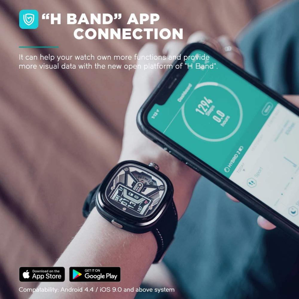 Zeblaze Hybrid 2 Hybrid Smartwatch (5)