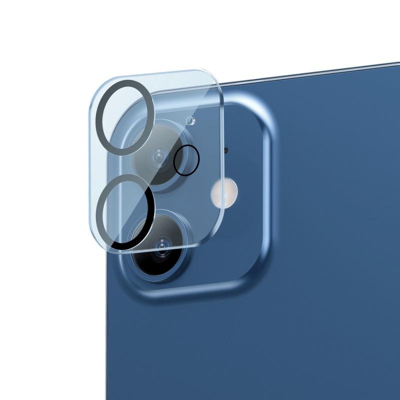 Baseus Back Camera Full Frame Lens Film For Iphone 12 12 Pro