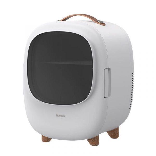 Baseus Desktop 8l Mini Fridge Car Household Refrigerator Warmer And Cooler (2)