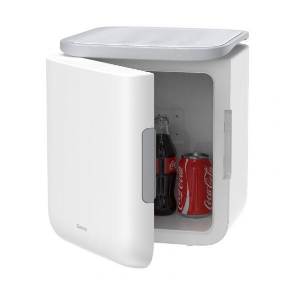 Baseus Igloo Mini Fridge For Students 6l Cooler And Warmer (1)