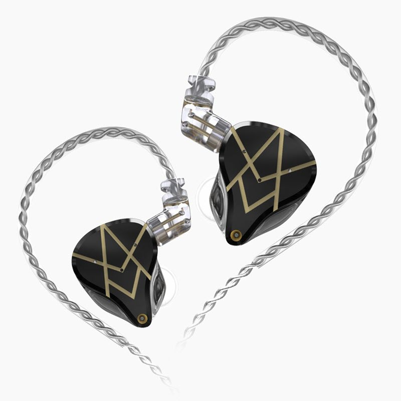 Kz Asx 20 Units Balanced Armature Earphones