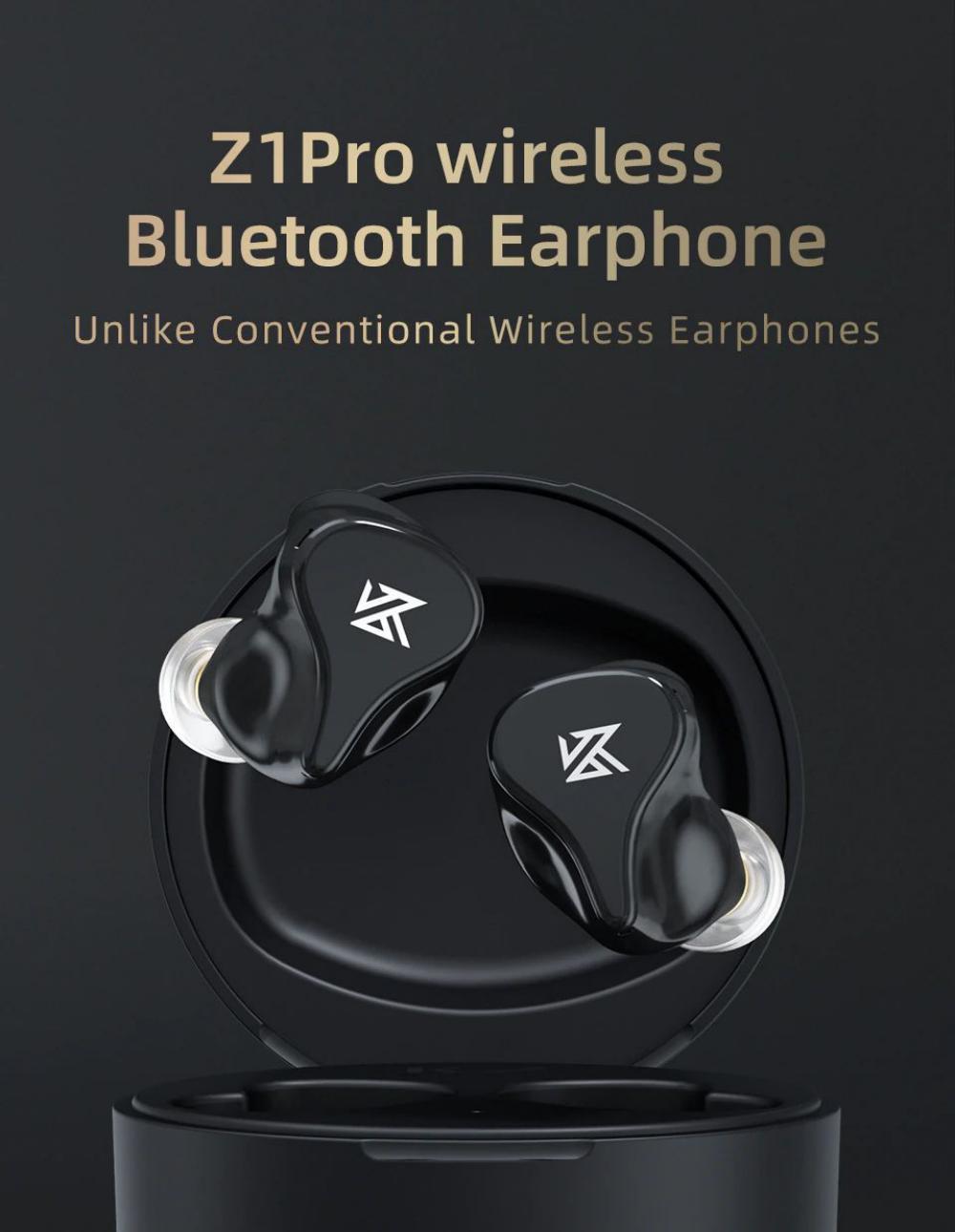 Kz Z1 Pro Wireless Bluetooth Earphone (5)