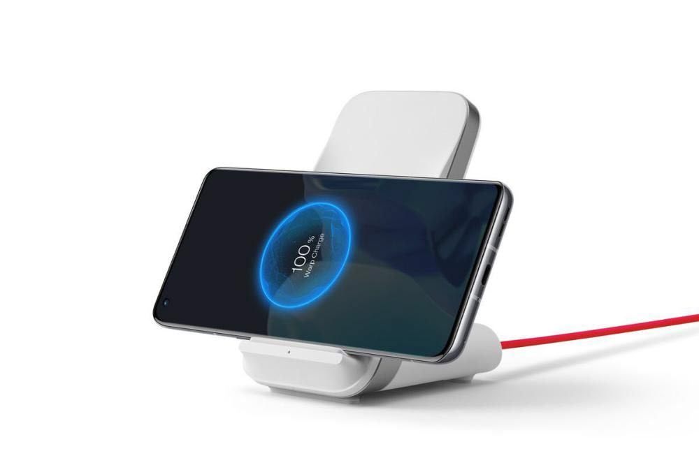 Oneplus Warp Charge 50 Wireless Charger White (2)