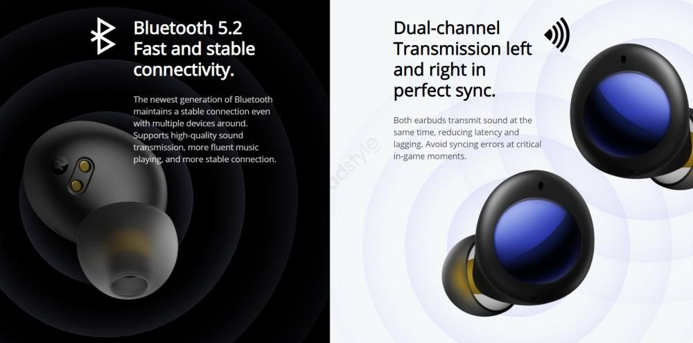 Realme Buds Air 2 Neo Anc Wireless Earbuds (5)