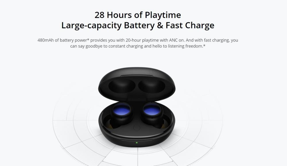 Realme Buds Air 2 Neo Anc Wireless Earbuds (6)