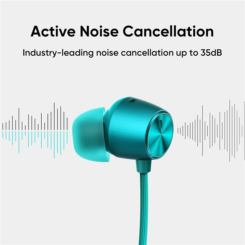 Realme Buds Wireless Pro Active Noise Cancellation Anc Green (2)