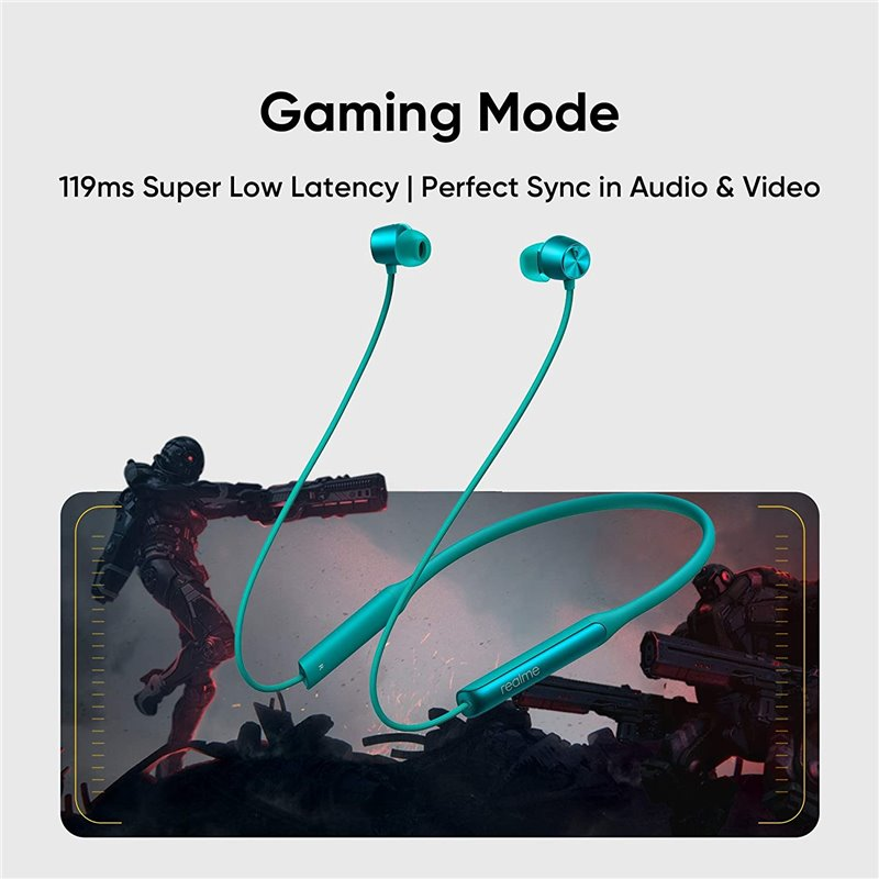 Realme Buds Wireless Pro Active Noise Cancellation Anc Green (3)