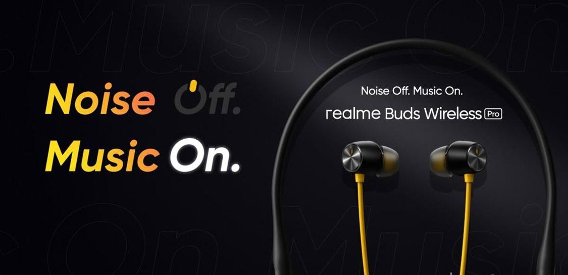 Realme Buds Wireless Pro Anc
