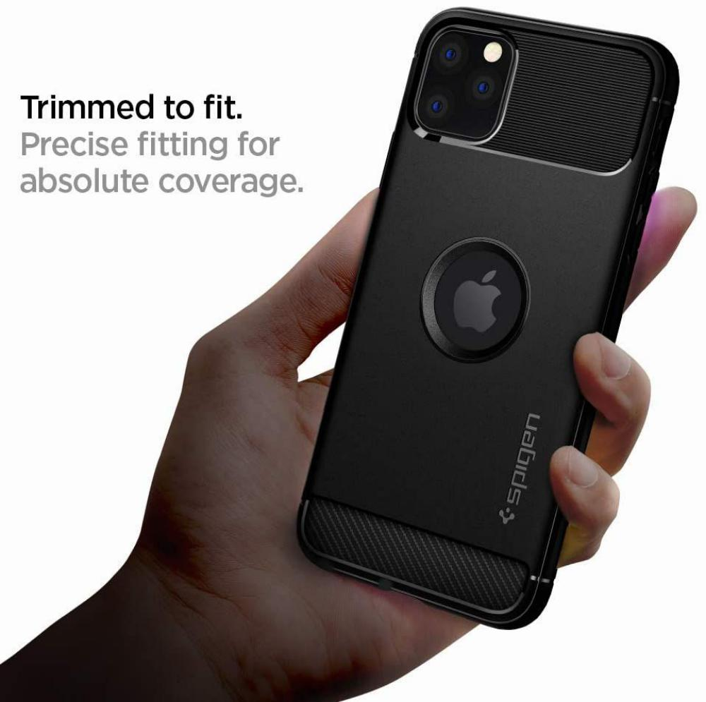 Spigen Rugged Armor Case For Iphone 11 Pro Max (5)