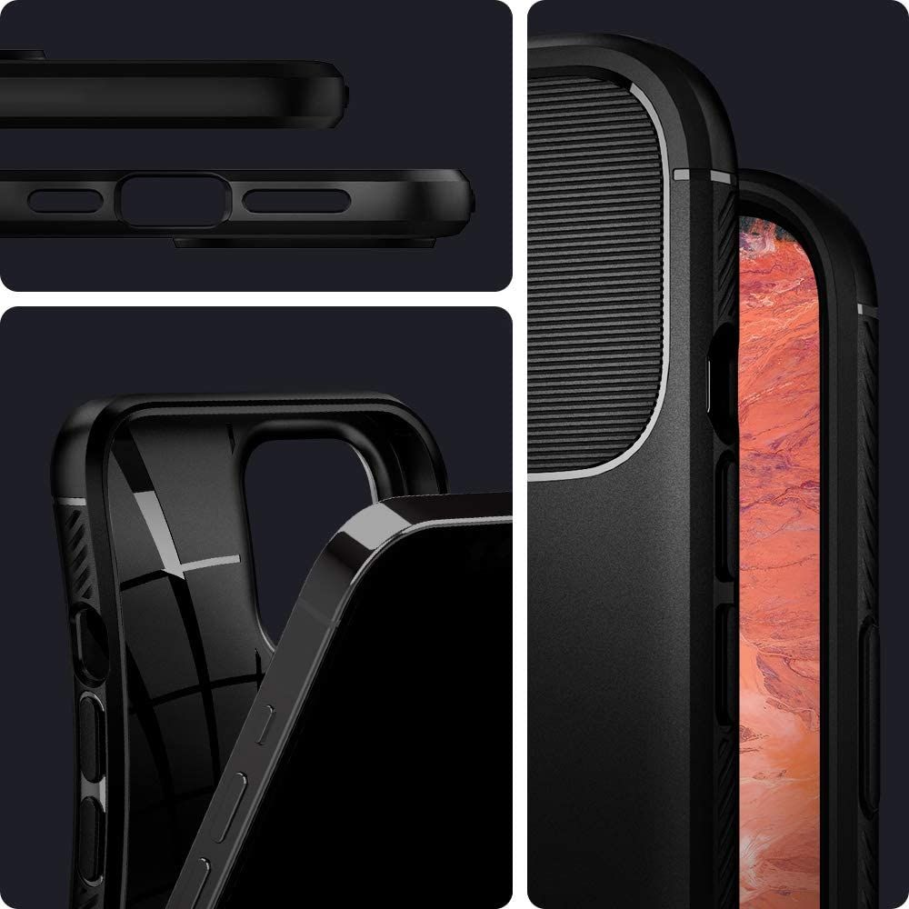 Spigen Rugged Armor Case For Iphone 12 Pro Max (5)