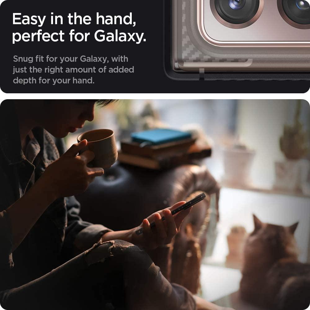 Spigen Rugged Armor Case For Samsung Galaxy Note 20 Ultra (3)