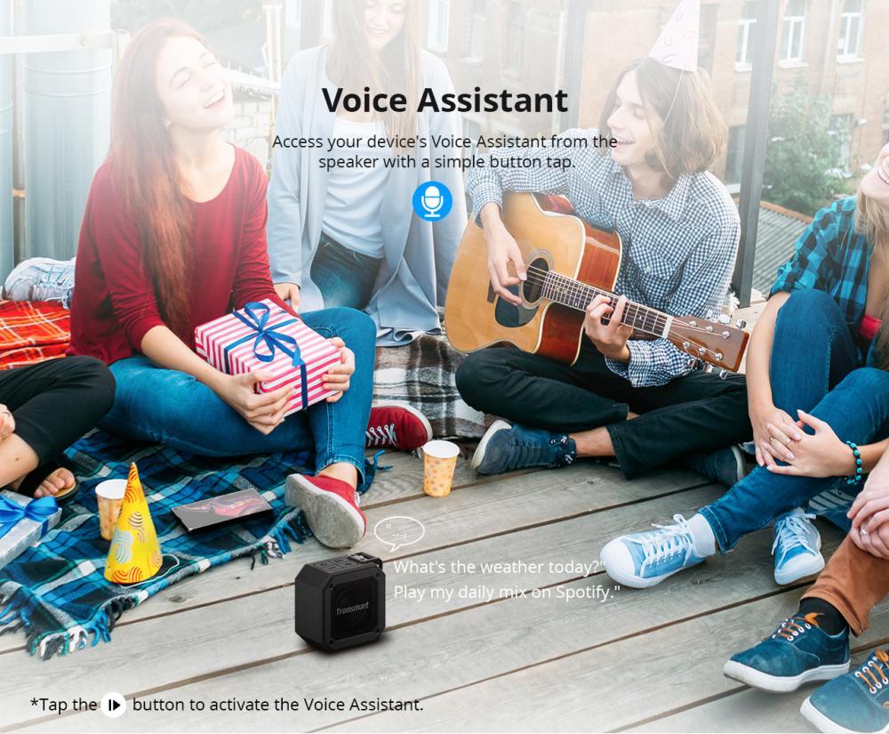 Tronsmart Element Groove Force Mini Bluetooth Speaker (1)