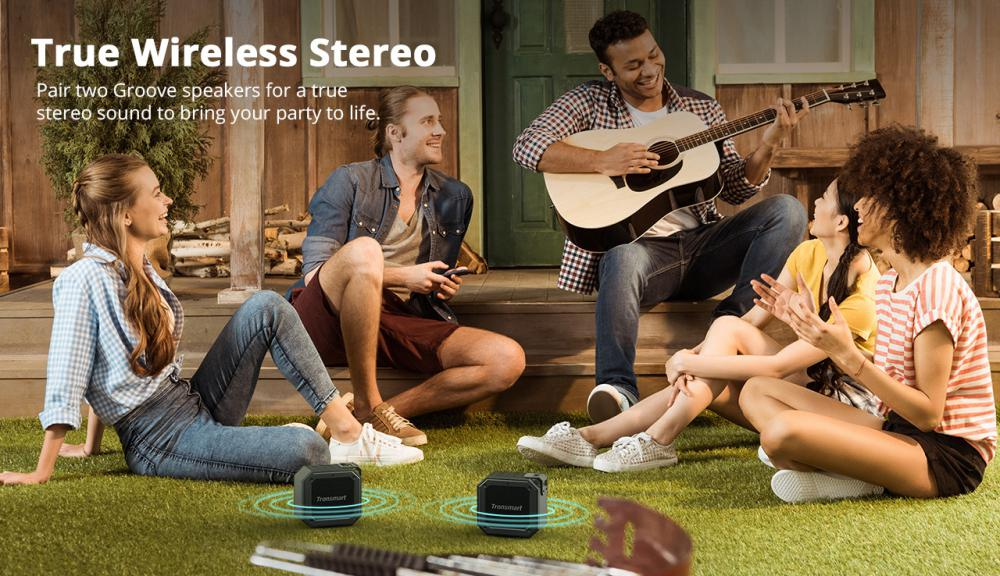 Tronsmart Element Groove Force Mini Bluetooth Speaker (2)