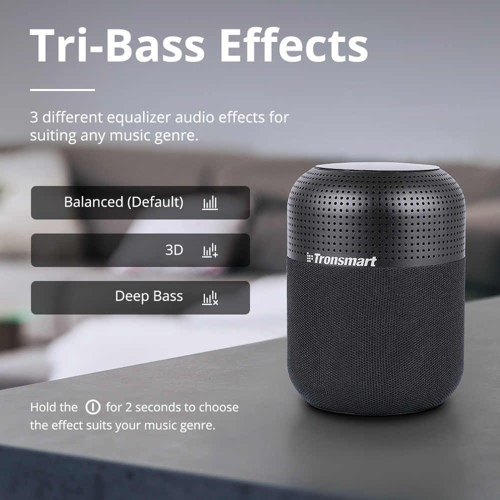 Tronsmart Element T6 Max Soundpulse Bluetooth Speaker (6)