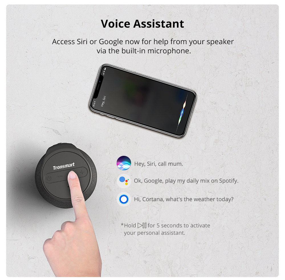 Tronsmart Element T6 Mini Bluetooth Speaker (2)