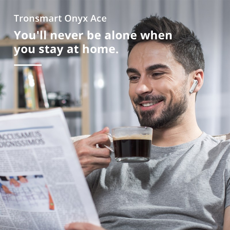 Tronsmart Onyx Ace Qualcomm Apt X Crystal Clear Calls True Wireless Earbuds (2)