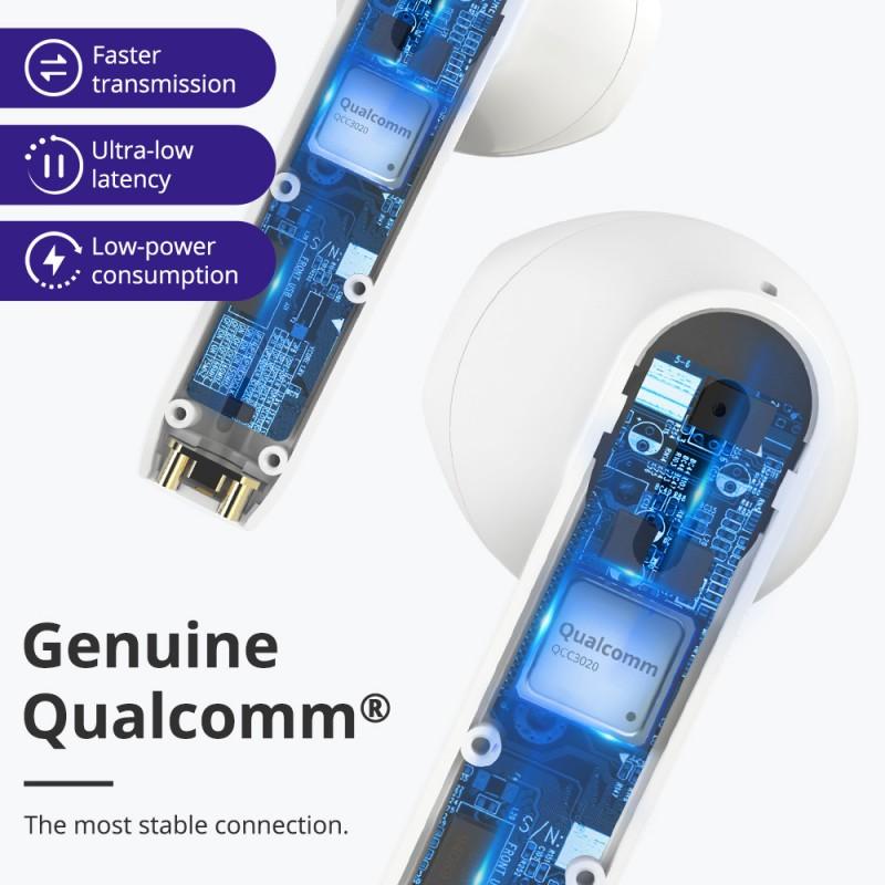 Tronsmart Onyx Ace Qualcomm Apt X Crystal Clear Calls True Wireless Earbuds (4)