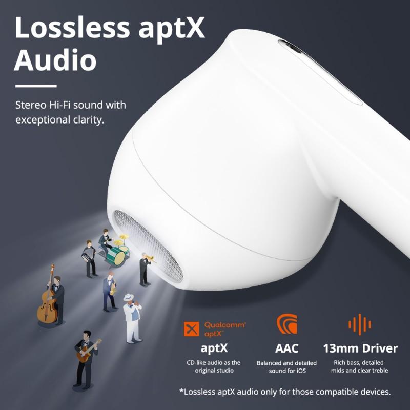 Tronsmart Onyx Ace Qualcomm Apt X Crystal Clear Calls True Wireless Earbuds (5)