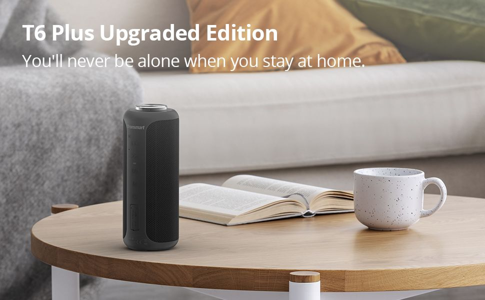 Tronsmart T6 Plus Upgraded Edition Soundpulse Bluetooth Speaker (1)