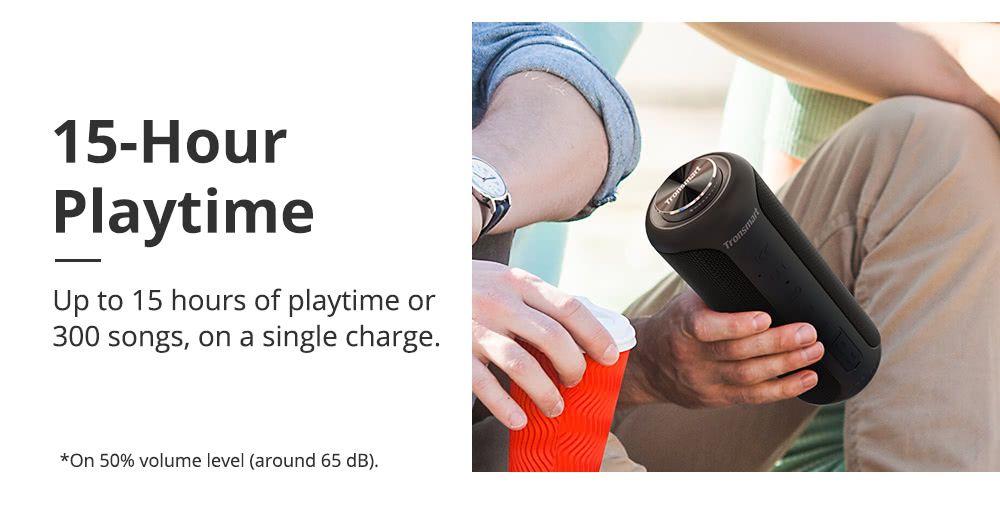 Tronsmart T6 Plus Upgraded Edition Soundpulse Bluetooth Speaker (5)