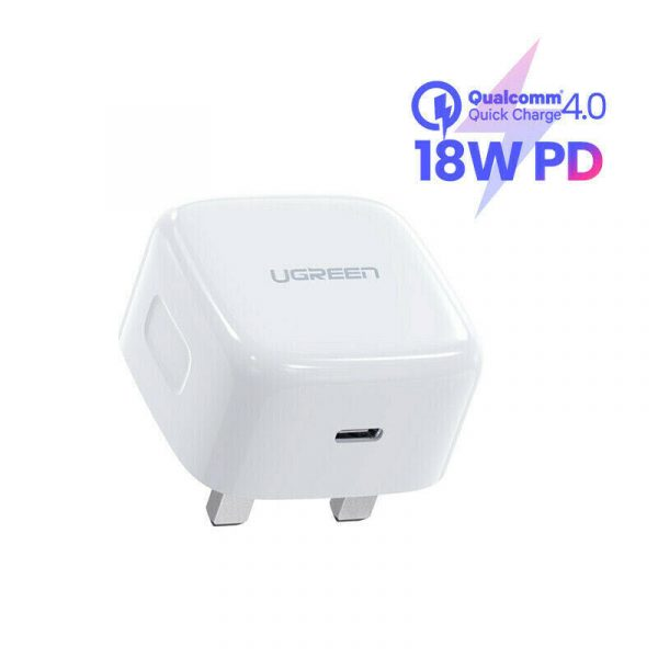 Ugreen 18w Pd Usb C Charger (6)