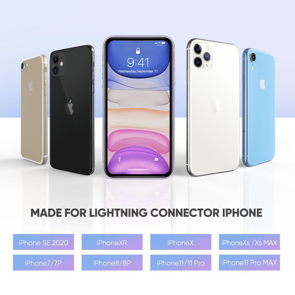 Ugreen Lightning To 3 5mm Jack Adapter Apple Mfi Certified (2)