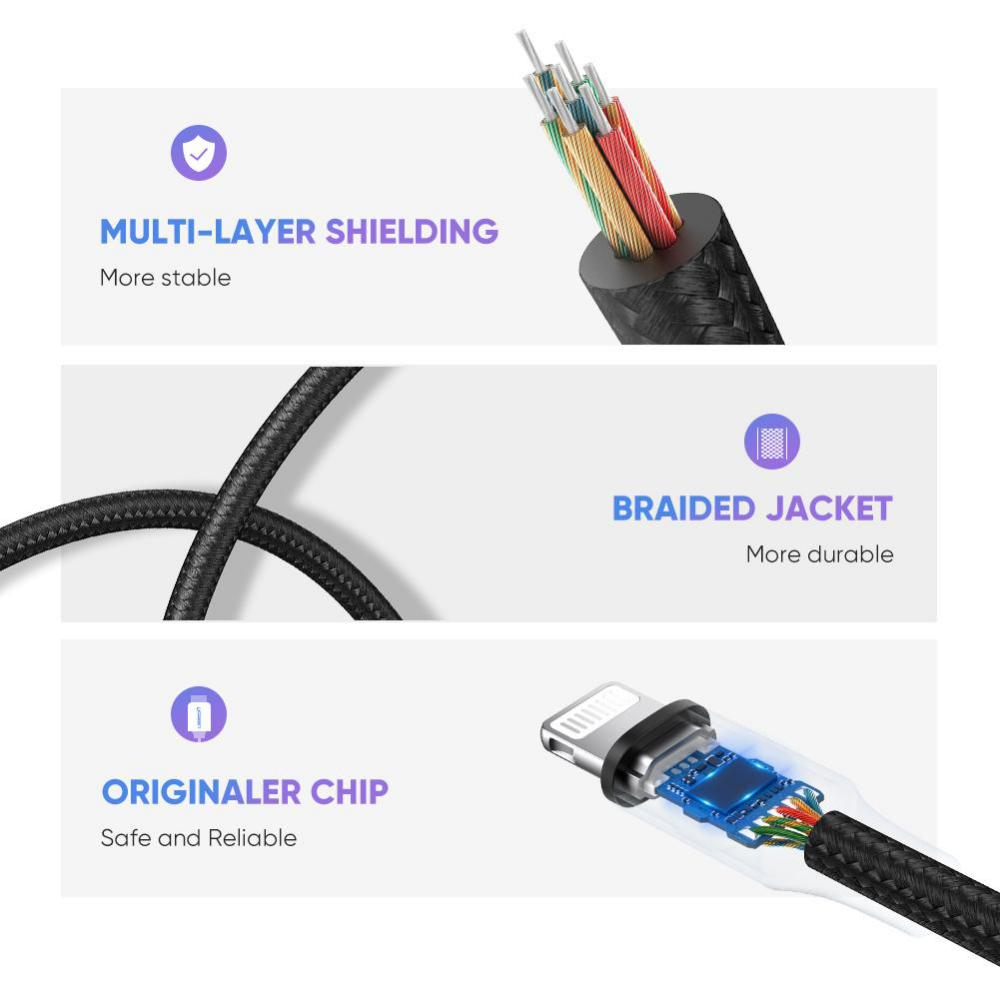 Ugreen Lightning To 3 5mm Jack Adapter Apple Mfi Certified (7)