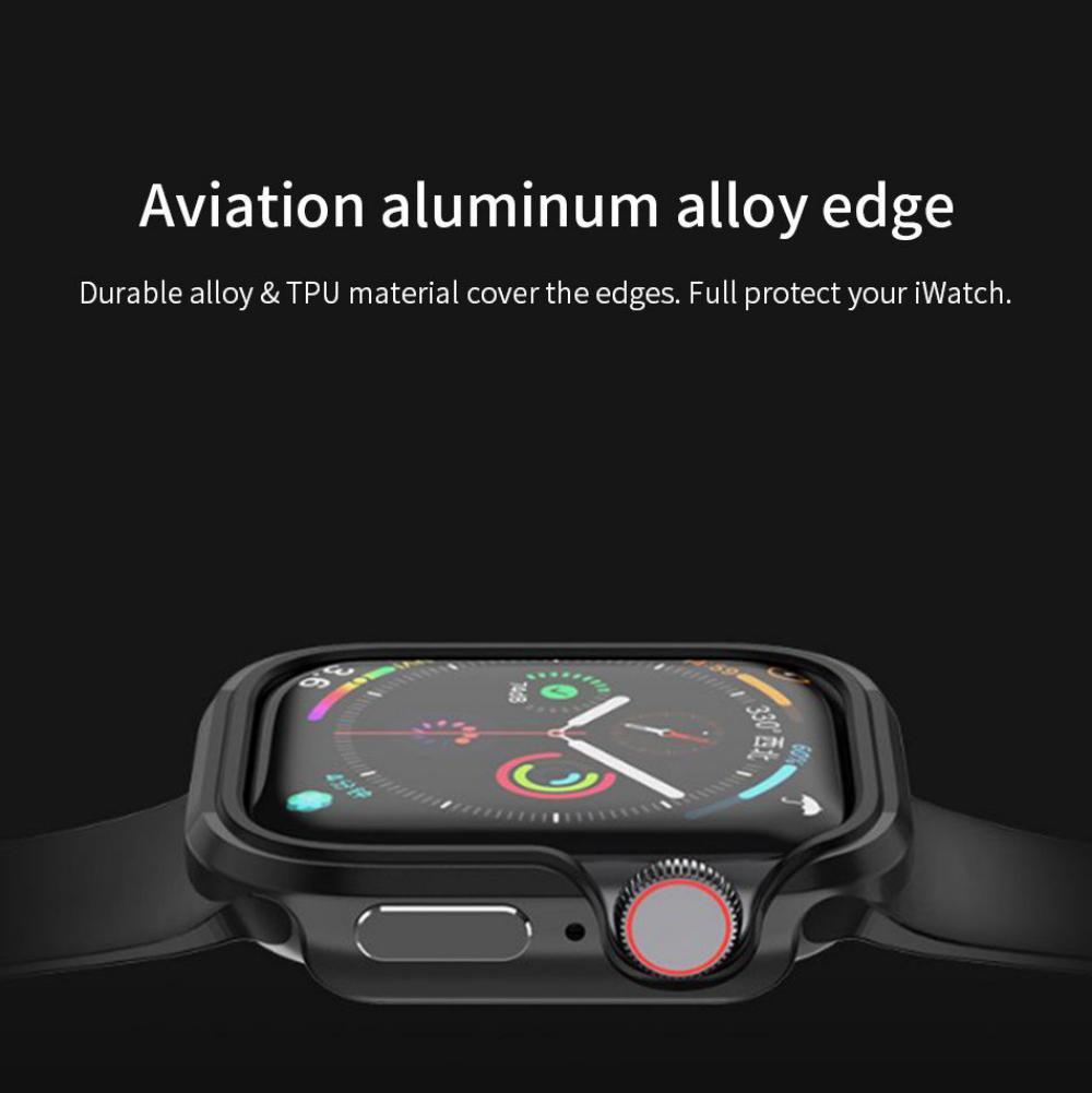 Wiwu Defense Armor Apple Watch Case 44mm (4)