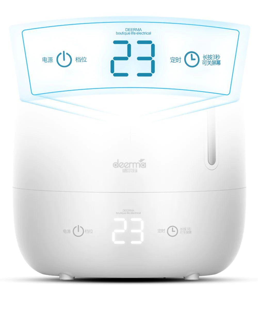 Xiaomi Deerma Dem F600 Household Humidifier Purifying Mist Maker 5l (7)