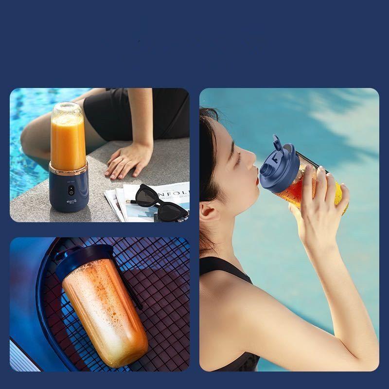 Xiaomi Deerma Portable Blender Electric Juicer 400ml (4)